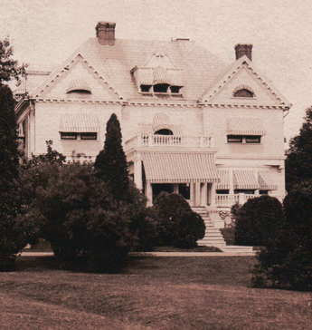 Historic Image of a House